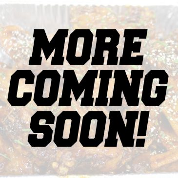 More Restaurants to be announced soon!